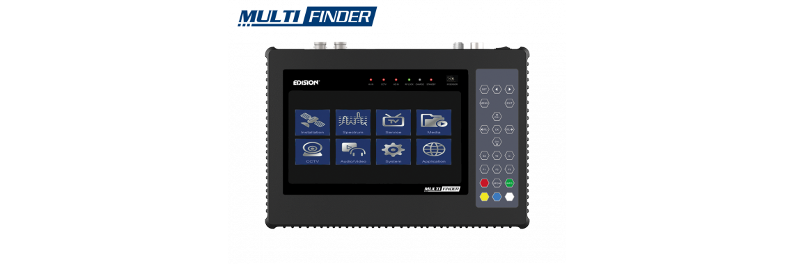 EDISION MULTI-FINDER CCTV monitor, HDMI in/out