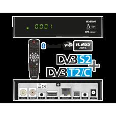 OS MIO 4K S2X + T2/C Grey
