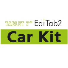Car kit komplet (EdiTab2)